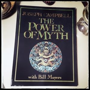'The Power of Myth', 1988 Vintage First Edition